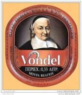 BEER LABELS - FROM BELGIUM - 0042 - Beer