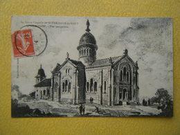 RONCHAMP. La Chapelle De Notre Dame Du Haut. - France