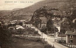 ROSSILLON - Avenue De La Gare - 6p3b - Altri Comuni