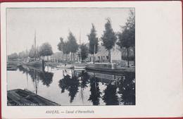 Antwerpen Herentalse Vaart Herentalsche Vaart Merksem Borgerhout - Antwerpen