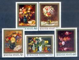 M27-  Magyar Hungrey Flowers. - Plants