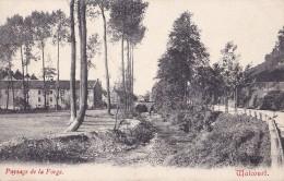 Walcourt Paysage De La Forge Circulée En 1908 - Walcourt