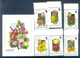 M30-  Magyar Hungrey Flowers. - Plants