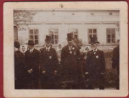 Oude Foto Te Identificeren Onbekend Inconnu Germany ? Deutschland ? Medaille Medal Decoration - Sin Clasificación