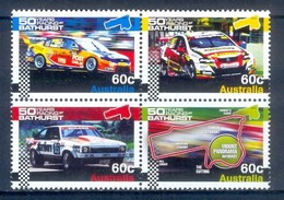 M25- Australia 2012 50 Years Car Racing At Bathurst - Cars