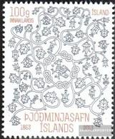 Iceland 1377 (complete Issue) Unmounted Mint / Never Hinged 2013 Nationamuseum - 1944-... Republik