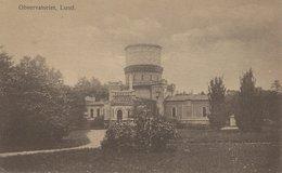 Observatory  -  Observatoriet Lund. Sweden  S-4350 - Astronomy