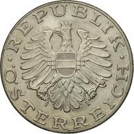 Monnaie, Autriche, 10 Schilling, 1981, TTB+, Copper-Nickel Plated Nickel - Autriche