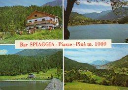BASELGA  DI  PINE'  ,  Piazze - Trento