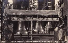 Photo Carte Baptême Des Cloches ( Voir Description ) - Pontigny