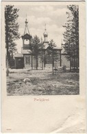 Perkjärvi 1900 - Russie
