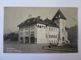 Rare! Lupeni,Romanian Used Postcard From 1938 - Roemenië