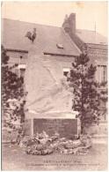 02 CRECY-sur-SERRE - Monument Aux Morts De La Grande Guerre 1914-1918 - Andere Gemeenten