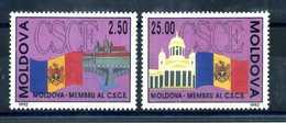1992 MOLDAVIA SET MNH ** - Moldavia