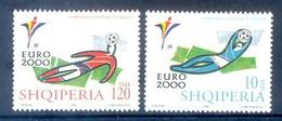 M40- Shqiperia 2000 Soccer Football EUROPA. - Soccer