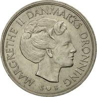 Monnaie, Danemark, Margrethe II, Krone, 1978, Copenhagen, TB+, Copper-nickel - Denmark
