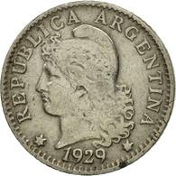 Monnaie, Argentine, 5 Centavos, 1929, TB+, Copper-nickel, KM:34 - Argentine