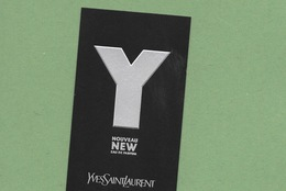 YSL Y NEW CARTE NOIRE - Modern (from 1961)