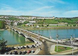 PORTUGAL- Coimbra - Ponte Sobre O Mondego .Ao Fundo O Convento De Santa Clara. - Coimbra