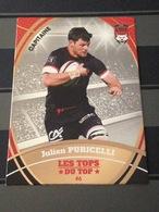 Image Album Panini - Rugby 2017-2018 - Carte N° 06 - Panini