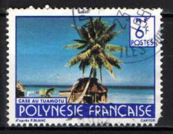 POLINESIA FRANCESE - 1979 - PAESAGGIO DELLA POLINESIA - USATO - Polinesia Francese