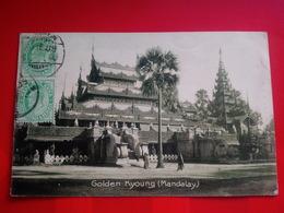 GOLDEN KYOUNG MANDALAY - Myanmar (Burma)