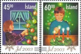 Island 1049-1050 (completa Edizione) Usato 2003 Natale - Usados