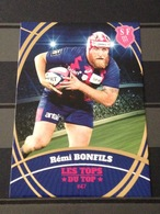 Image Album Panini - Rugby 2017-2018 - Carte N° 47 - Panini