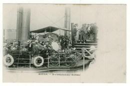 17 - T4961CPA - ROYAN - On S'embarque Pour BORDEAUX - CARTE PIONNIERE - Bon état - CHARENTE-MARITIME - Royan