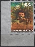Cycle Bicycle Bike / Military / Soldier / Skeleton / Flag 2018 Hungary - Gipsy Heroes 1956 - MNH - Ciclismo