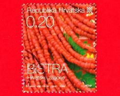CROAZIA - Usato - 2008 - Patrimonio Etnografico Croato - Abiti E Costumi - Bistra - 0.20 - Croazia