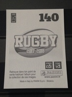 Image Album Panini - Rugby 2017-2018 - N° 140 - Panini