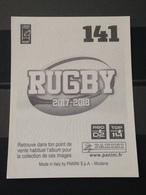 Image Album Panini - Rugby 2017-2018 - N° 141 - Panini