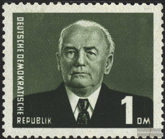 DDR 622a Tested Unmounted Mint / Never Hinged 1958 President William Pieck (IV) - Unused Stamps