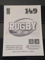 Image Album Panini - Rugby 2017-2018 - N° 149 - Panini