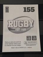 Image Album Panini - Rugby 2017-2018 - N° 155 - Panini