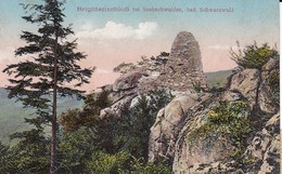 AK Brigittenschloß Bei Sasbachwalden - Bad. Schwarzwald - 1933 (36594) - Sasbach