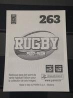Image Album Panini - Rugby 2017-2018 - N° 263 - Panini
