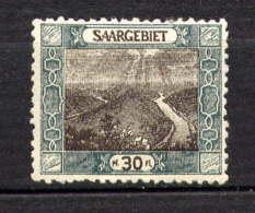 SARRE  - 57* - LA GRANDE BOUCLE DE LA SARRE - 1920-35 Saargebiet – Abstimmungsgebiet