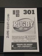Image Album Panini - Rugby 2017-2018 - N° 301 - Panini