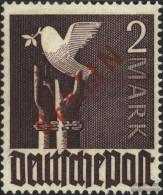 Berlin (West) 34 Unmounted Mint / Never Hinged 1949 Rotaufdruck - [5] Berlin
