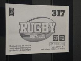 Image Album Panini - Rugby 2017-2018 - N° 317 - Panini