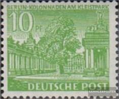 Berlin (West) 47II, Type II Out Roles Fine Used / Cancelled 1949 Berlin Buildings - [5] Berlin