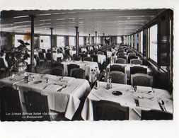 Bateau Salon La Suisse Le Restaurant, Lac Leman - Bateaux