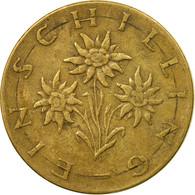 Monnaie, Autriche, Schilling, 1967, TB+, Aluminum-Bronze, KM:2886 - Autriche