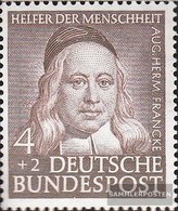FRD (FR.Germany) 173 Unmounted Mint / Never Hinged 1953 Helpers The Humanity (IV) - Unused Stamps