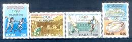 M72- Italy 1996 Olympic Games Atlanta. - Summer 1996: Atlanta