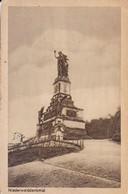 AK Niederwalddenkmal - FM - Franz. Feldpost 1921 (36600) - Ruedesheim A. Rh.