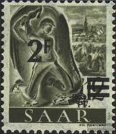 Saarland 229Y I, In Aumento Filigrana, Urdruckmarke MNH 1947 Occupazioni E Views - Unused Stamps
