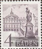 Franz. Zone-Baden 29 Postfrisch 1948 Freimarken - Zone Française